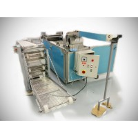 COMBO T5000 Flour tortilla machine with automatic grill, feeder and cooler